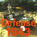 Defense 1943: tower defense with tanks
