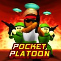 Pocket Platoon: shoot cute aliens